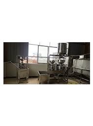 三连磨磨浆系统