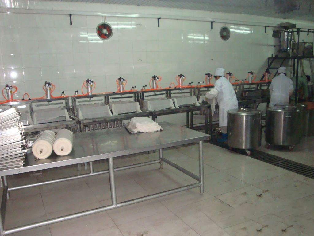 豆制品烟熏炉